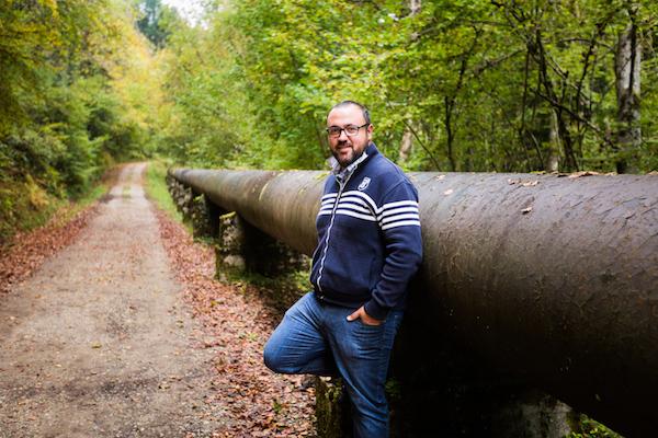 Martial Estebe - producteur d'électricité verte en Ariège à Tarascon